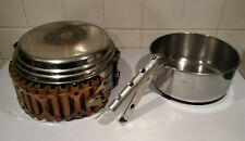 MSR XPD Stainless Steel Cookset with Heat Exchanger