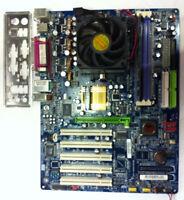 Gigabyte GA-K8VT800 ATX motherboard AMD socket 754 + 1GB RAM + Fan&Heatsink