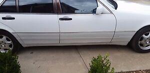 1992 - 1999 MERCEDES W140 S320 S420 S500 S600 LWB -  RIGHT FRONT DOOR
