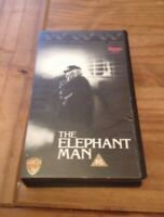 Vhs Video - The Elephant Man