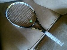 Prince EXO3 Hybrid Gold 107 Sq In  No. 4 Grip Tennis Racquet