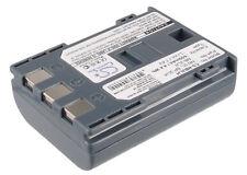 BATTERIA per CANON PC1018 Elura 70 EOS 400D FVM30 MVX20i ZR830 MV850i FVM30 mvx35