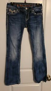 "Rock Revival Jeans ""Very"" boot Size 28x30 *G"