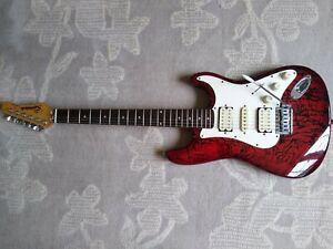 Samick -  LS-41DS/GTWSB? electric guitar