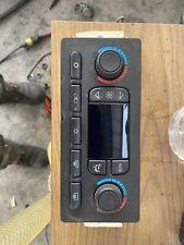 03-06 Chevy SUBURBAN Silverado GMC SIERRA Dash CLIMATE Control Dual ZONE Heat AC