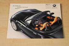 70050) BMW Z3 Roadster individual - Kyalami - Prospekt 200?