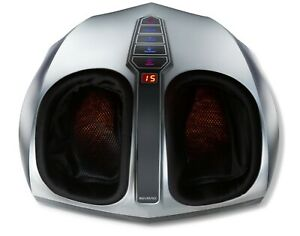 Belmint Shiatsu Foot Massager with Heat Therapy, Deep Kneading & Air Massage-New