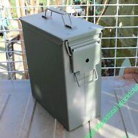 Caja de municiones EE.UU Cal.50 mm PA 60, metal 27149 MF