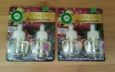 Air Wick Ripe Cranberry & Currants  Scented Oil Refills, 2 Twin Packs