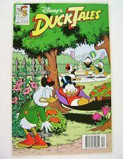 Walt Disney's DUCK TALES #7 Comics Book 1990 Marv Wolfman