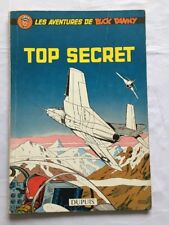 BD - Buck Danny Top secret 22 / EO 1960 / HUBINON & CHARLIER / DUPUIS