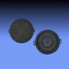 2 Aktivkohlefilter Kohle Filter für Neff DKA11, D8602 BLACK, CLASSIC DESIGN BLAU