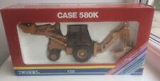 VINTAGE ERTL CASE 580K #4670- 1991 Die Cast Model