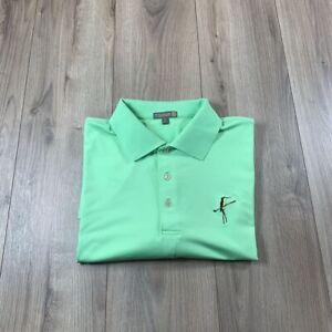 Peter Millar Summer Comfort Golf Polo Shirt Men's XL X-Large