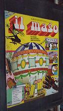 IL MAGO N.5 AGOSTO 1972 - LA RIVISTA DEI FUMETTI E DELL'UMORISMO
