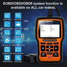 FOXWELL NT510 Elite for BMW OBDII Scanner All System Car Diagnostic Reset Tool