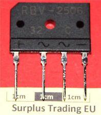 RBV-2506 Bridge Rectifier 600V 25A