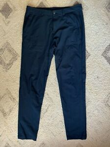 "LULULEMON Commission PANT 36"" Waist True Navy"
