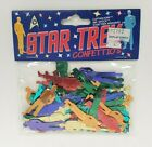 Star Trek Vintage 1997 Confettio's Confetti Captain Kirk Mr Spock Shatner NIP