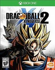 Dragon Ball Xenoverse 2 (DragonBall XBONE Microsoft Xbox One) game BRAND NEW