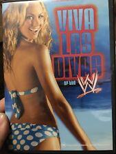 WWE - Viva Las Divas region 4 DVD (wrestling) ** RARE **