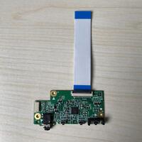For Lenovo Chromebook 300E 81QC power botton switch Audio Board 3005-049232
