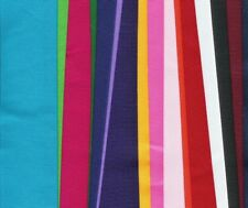 1-1/2 inch grosgrain ribbon all solids 20 yards 20 different colors free shippin