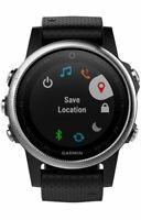 Reloj Garmin 010-01685-02 Acero 316 L Negro para Unisex