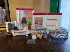 Playmobil Hairdresser Shop Job Lot Of Items