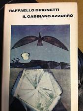 1967 RAFFAELLO BRIGNETTI - IL GABBIANO AZZURRO -  EINAUDI
