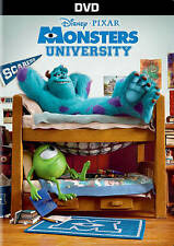 Monsters University DVD (Disney-Pixar) New, Sealed, w/ Slipcover FREE Shipping!