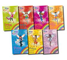 Rainbow Magic Music Fairies Series 7 Books Set Pack Collection I Daisy Meadows