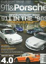 911 & PORSCHE WORLD, JULY, 2013 ISSUE, 232  ( REVOLUTION ROAD *911 IN THE 90s )