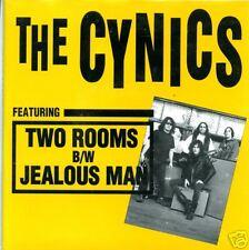 "CYNICS 'Two Rooms' 7"" NEW RARE fuzztones psych garage fleshtones"