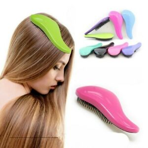 DETANGLING BRUSH GLIDE THRU DETANGLER HAIR COMB NO MORE TANGLE FOR ADULTS & KIDS