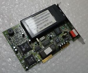 Genuine CIS Modem WS-2814IV4 Dual Port PCI Internal Ethernet Modem