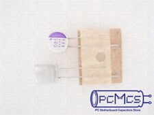 4 x Sanyo SEPC 4V 560UF OS-CON Aluminum Low ESR High reliability Capacitor 8x9