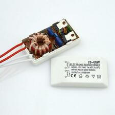 20-60W 220V to 12V Halogen Lamp Electronic Transformer Power Driver Adapter