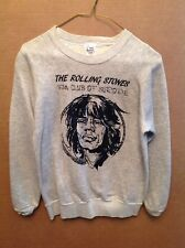 VINTAGE The Rolling Stones Fan Club of Europe Sweater