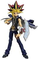 NEW Figma YuGiOh Duel Monsters Yami Yugi NonScale Pvc Painted Action Figure/B1