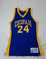 Northern Soul style Champion Basketball Vest Small cocopah 24