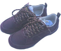 LL Bean Women's Snow Sneakers 4 Low Top Royal Plum Purple