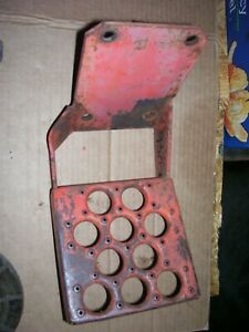 VINTAGE JI CASE 930 LP GAS  STD TRACTOR -FRONT ENTRY STEP ASSEMBLY- LH