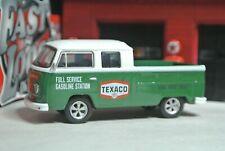 Greenlight Texaco Volkswagen Type 2 Pickup Truck - Green - Loose - 1:64