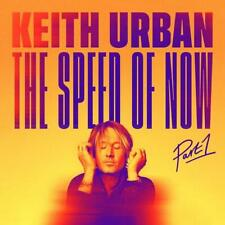 Keith Urban The Speed of Now Part 1 CD NEW