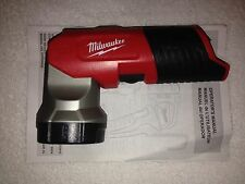 New Milwaukee 49-24-0146 12V 12 Volt M12 LED Flashlight Rotating Head Cordless