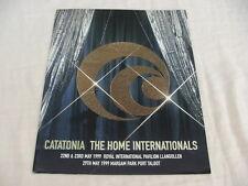 CATATONIA 1999 UK CONCERT TOUR PROGRAMME plus IAN BROWN of THE STONE ROSES