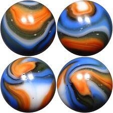 """one MINT 11/16+"""" Peltier Multicolor Swirl Marble"""