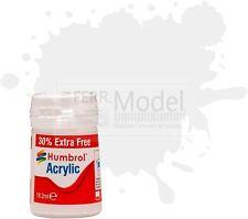 HUMBROL AB0049EP - Colore acrilico trasparente opaco. 14ml.