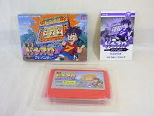 TOKYO PACHI SLOT ADVENTURE Item Ref/bcb Famicom Nintendo Japan Boxed Game fc